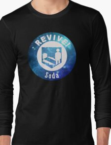 COD: Zombies - Quick Revive! Nebula Long Sleeve T-Shirt