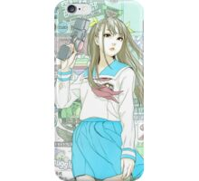 Anime Girl iPhone Case/Skin