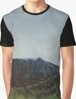 Alaska Frontier Graphic T-Shirt