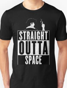 Cowboy Bebop - Straight outta Space T-Shirt