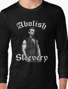 Abolish Sleevery Long Sleeve T-Shirt