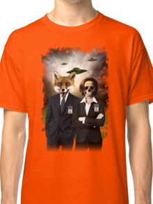 Fox and Skully Classic T-Shirt