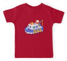 Preschool Tug Boat Kids Tee