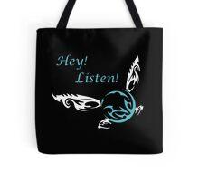 Hey! Listen! Navi  Tote Bag