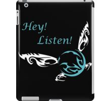 Hey! Listen! Navi  iPad Case/Skin