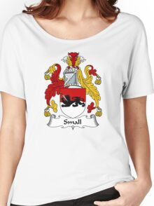 Small Coat of Arms / Small Family Crest Women's Relaxed Fit T-Shirt
