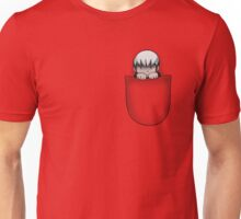 Chaud in a Pocket Unisex T-Shirt