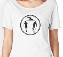 Womens Triathlon Women's Relaxed Fit T-Shirt