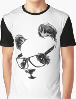 Cool Panda Graphic T-Shirt