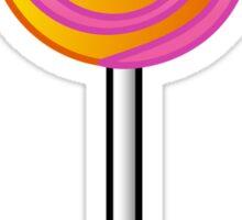 Candy Lollipop Graphic Sticker