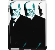 Faded Freud is Falling Apart iPad Case/Skin