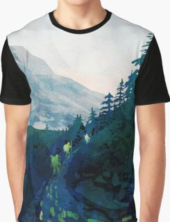 Heritage Art Series - Jade Graphic T-Shirt