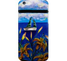 Tranquility Bay iPhone Case/Skin