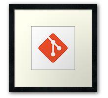 Git Framed Print