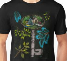 Key to Serenity Unisex T-Shirt