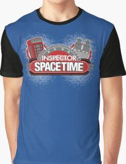 Inspector Spacetime Blorgon Edition Graphic T-Shirt