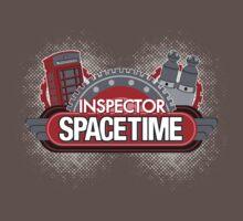 Inspector Spacetime Blorgon Edition One Piece - Short Sleeve
