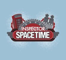 Inspector Spacetime Blorgon Edition Kids Tee