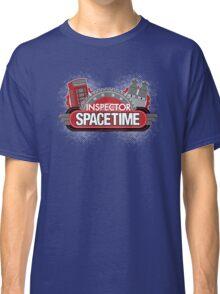 Inspector Spacetime Blorgon Edition Classic T-Shirt