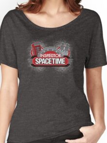 Inspector Spacetime Blorgon Edition Women's Relaxed Fit T-Shirt