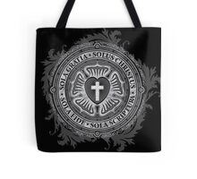 Luther Rose Christian Luther Seal Tote Bag