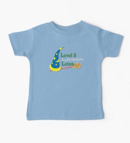 Level 5 Laser Lotus Baby Tee