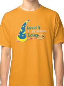 Level 5 Laser Lotus Classic T-Shirt