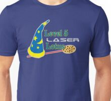 Level 5 Laser Lotus Unisex T-Shirt