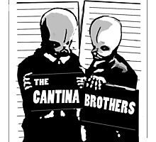 cantina band Photographic Print