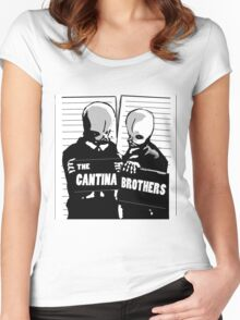 cantina band Women's Fitted Scoop T-Shirt