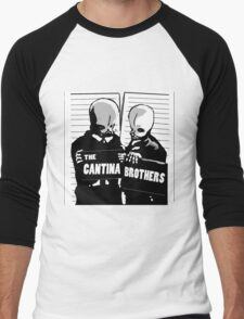 cantina band Men's Baseball ¾ T-Shirt