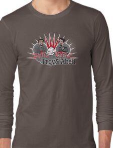Evil Troy & Evil Abed Long Sleeve T-Shirt