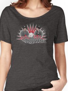Evil Troy & Evil Abed Women's Relaxed Fit T-Shirt