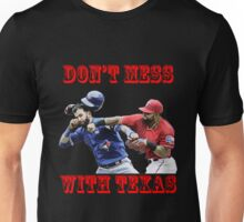 don't mess Unisex T-Shirt