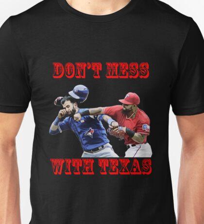 don't mess Unisex T-Shirt