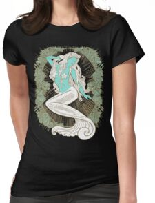 Song of the Siren, Light Womens Fitted T-Shirt