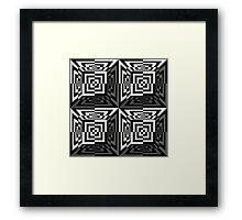 Mind Games 3D 1 Framed Print