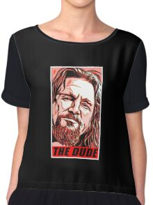 the dude Chiffon Top