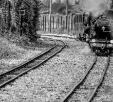 Romney, Hythe & Dymchurch Railway Sticker
