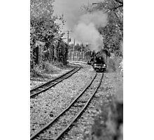 Romney, Hythe & Dymchurch Railway Photographic Print