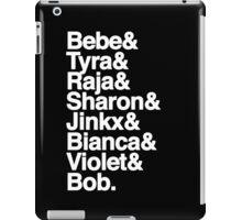 all winners. iPad Case/Skin
