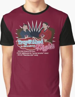 Troy and Abed in the Morning... NIGHTS! Graphic T-Shirt