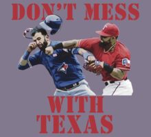 don't mess with texas Kids Tee