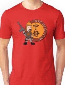 Hero of Canton Unisex T-Shirt