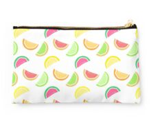 A LOT OF FRUIT TBH. (white) Studio Pouch