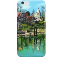 Piddinghoe Reflections iPhone Case/Skin