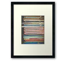 Read More Framed Print