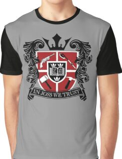In Joss We Trust Graphic T-Shirt