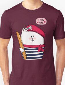 Michelle Le Meow Cat T-Shirt
