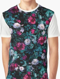 RPE FLORAL ABSTRACT III Graphic T-Shirt